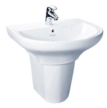 Chậu rửa chân lửng Toto