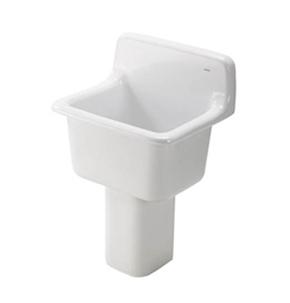 Chậu dịch vụ lavabo Toto SK322/SK322F