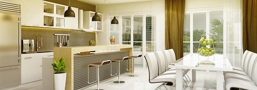 5 bước không thể bỏ qua khi thiết kế phòng bếp