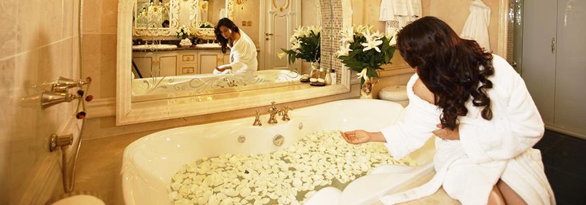 Những thiết bị vệ sinh cao cấp và hiện đại cho phòng tắm
