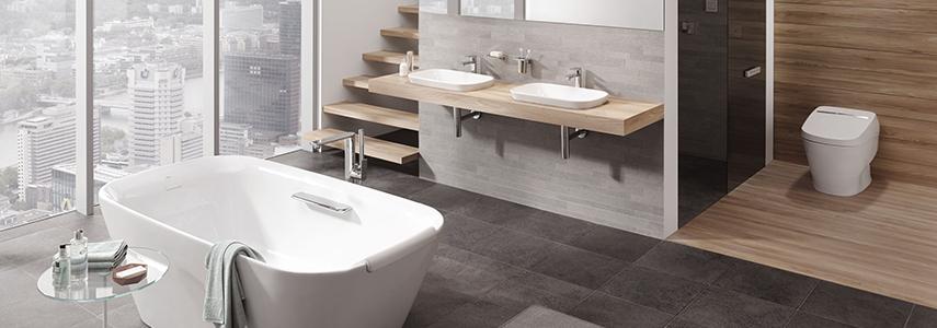 Bí quyết để cải tạo phòng tắm trở nên sinh động hơn phần 1