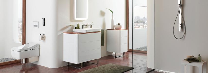 Bí quyết để cải tạo phòng tắm trở nên sinh động hơn phần 2