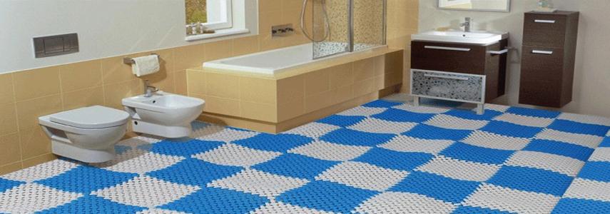Cách lựa chọn thảm trải sàn nhà tắm
