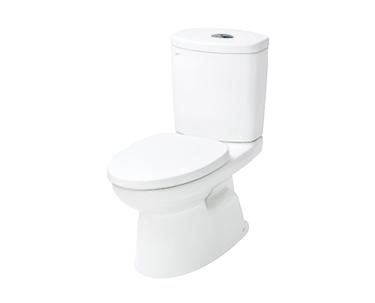 Bồn cầu 2 khối Inax AC-702VRN - Xí bệt vệ sinh nắp đóng êm tại nơi bán rẻ nhất