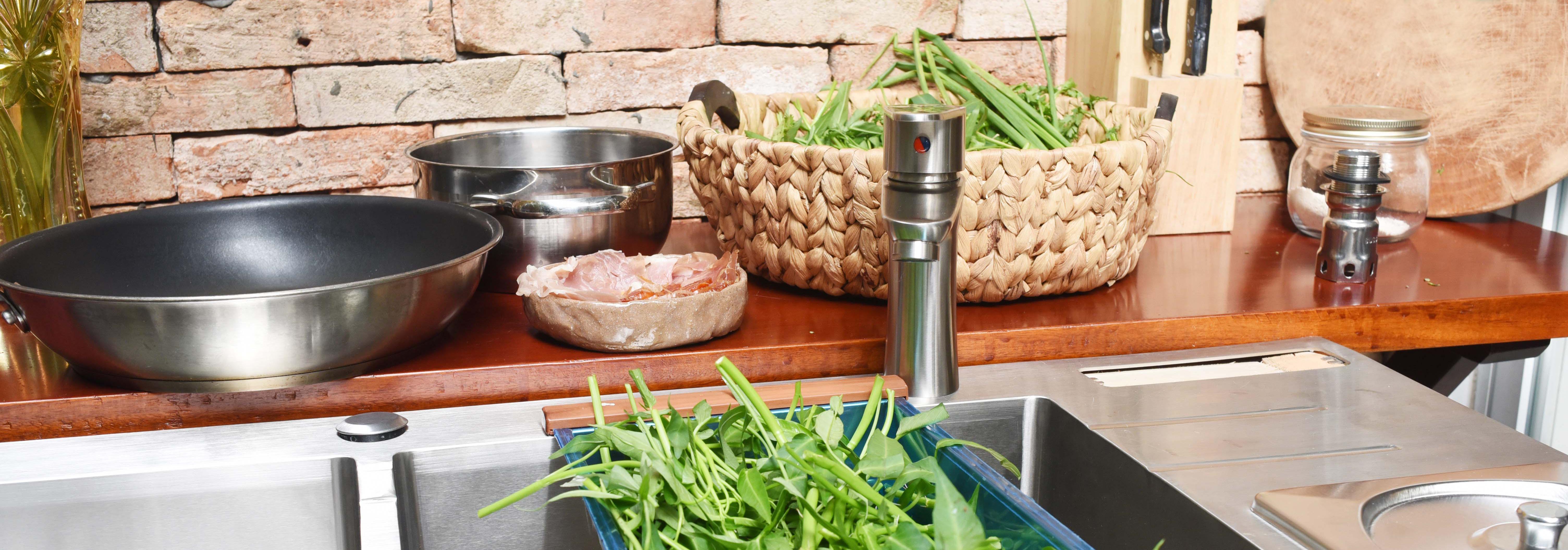 Loạt sản phẩm nhà tắm - nhà bếp đầy mê hoặc mang thương hiệu Hita