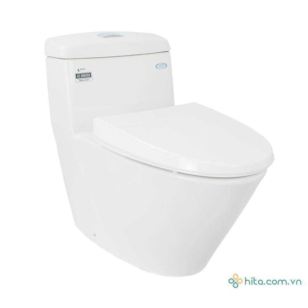 Bồn cầu 1 khối Inax AC-909VRN-1 - Nơi bán xí bệt vệ sinh giá rẻ cao cấp
