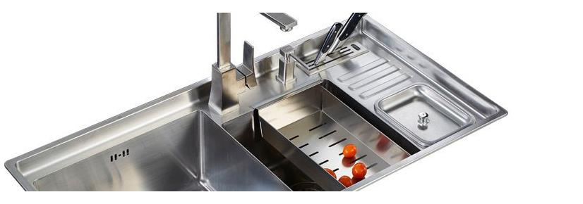 Tại sao bồn rửa chén bằng Inox 304lại xài bền gấp đôi bồn rửa thường?