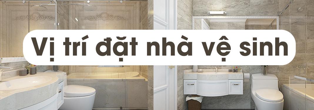 MẸO] Cách đặt nhà vệ sinh chuẩn phong thủy và những điều cần trách