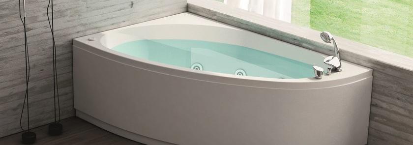 Những chiếc bồn tắm góc 900x900 giá hấp dẫn nhất hiện nay