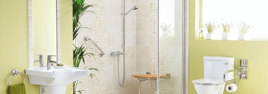 Trang trí nhà tắm đẹp nhờ những phụ kiện phòng tắm đơn giản