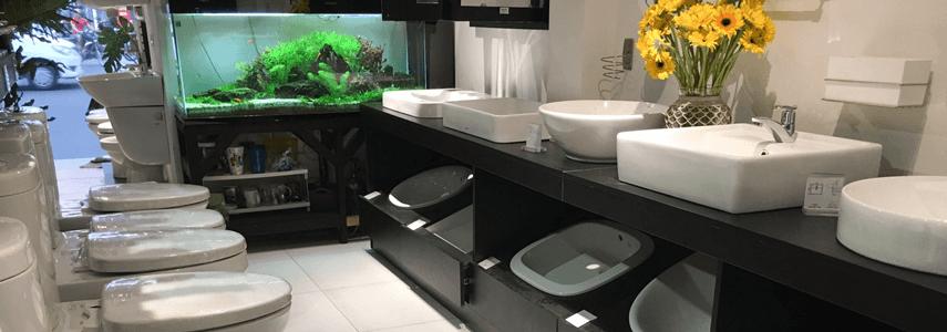 Địa chỉ bán nội thất phòng vệ sinh chất lượng cao giá tốt