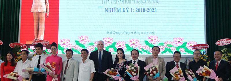 Bạn đã biết? Hiệp hội Nhà vệ sinh Việt Nam vừa được thành lập ngày 08/11/2018