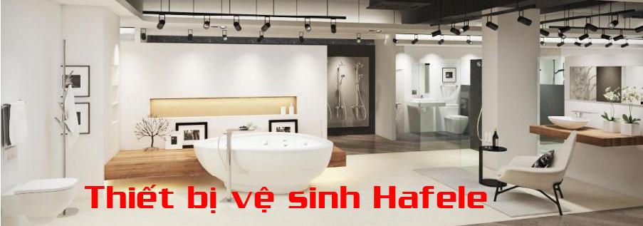 Thiết bị vệ sinh Hafele có tốt không so với các thương hiệu khác trên thị trường