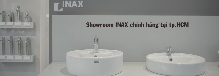 Những showroom INAX chính hãng lớn nhất tại tp.HCM