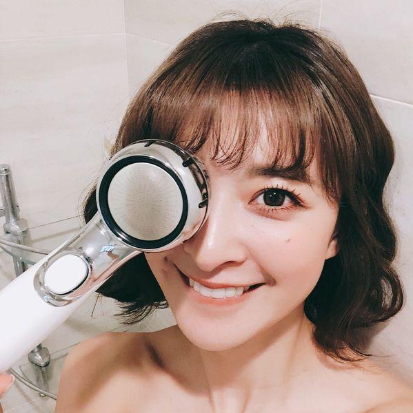 Thiết bị lọc nước vòi sen tắm Mitsubishi Cleansui