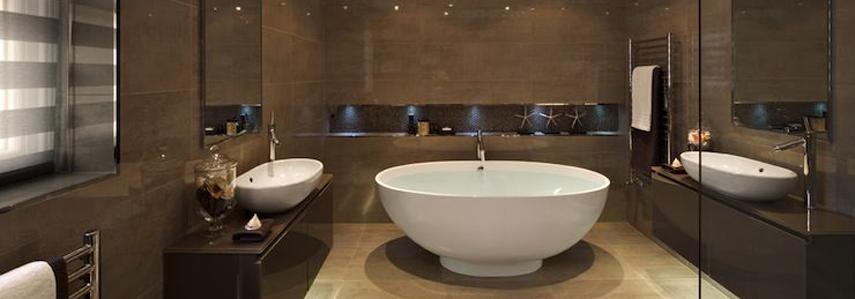 Top 3 mẫu bồn tắm khách sạn 5 sao cao cấp của TOTO