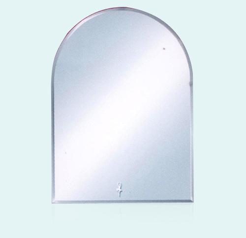 Gương phòng tắm hình vòm Bale 45 x 60cm