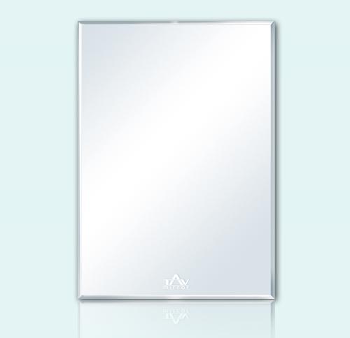 Gương phòng tắm chữ nhật Tân An Vinh 60x80cm