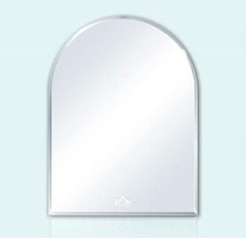 Gương phòng tắm hình vòm Tân An Vinh 50x70cm