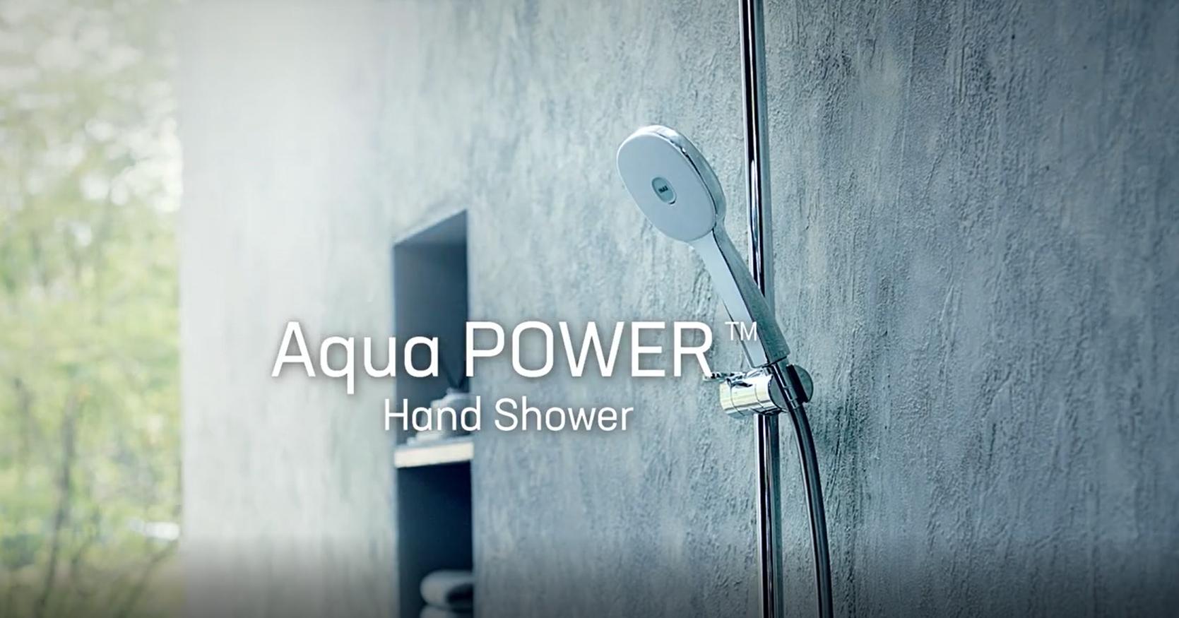 Nâng tầm trải nghiệm tắm với Sen tắm INAX Aqua Shower Thế hệ mới 2020