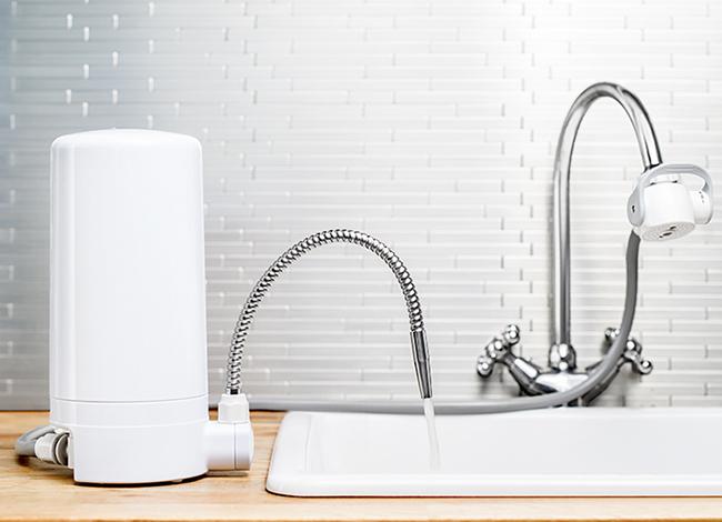Thiết bị máy lọc nước trên bồn rửa Mitsubishi Cleansui ET101 (mã cũ Z9E) uống trực tiếp