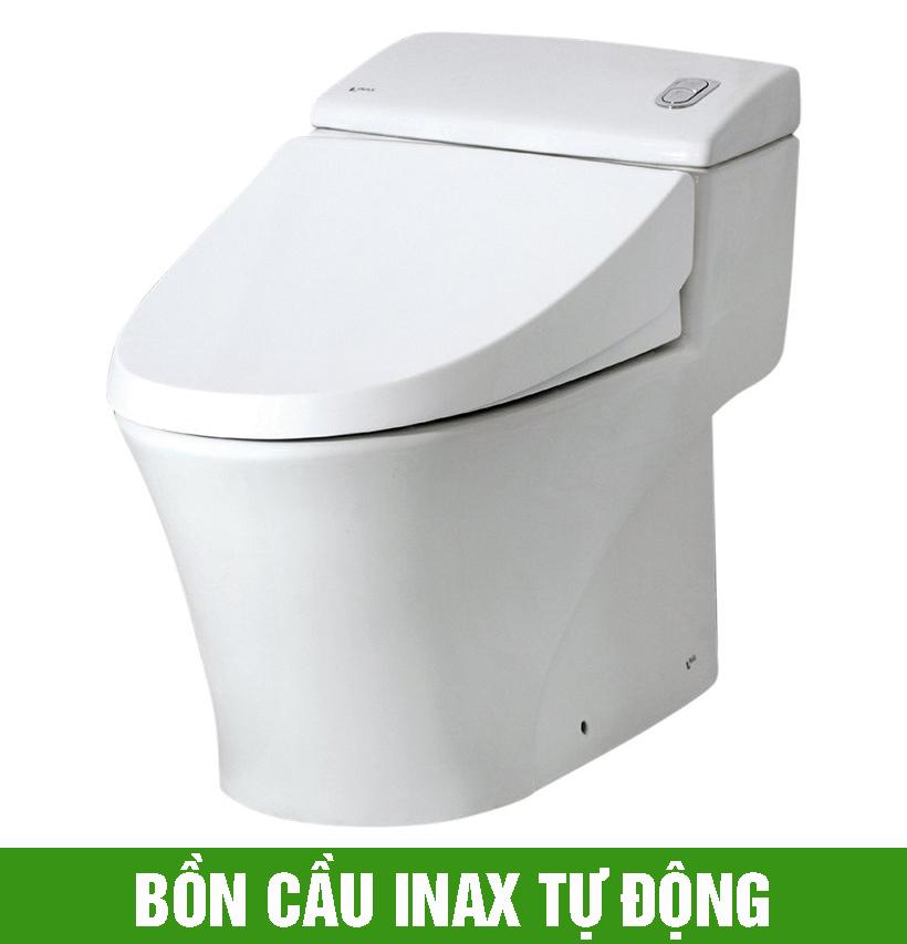 BỒN CẦU INAX TỰ ĐỘNG