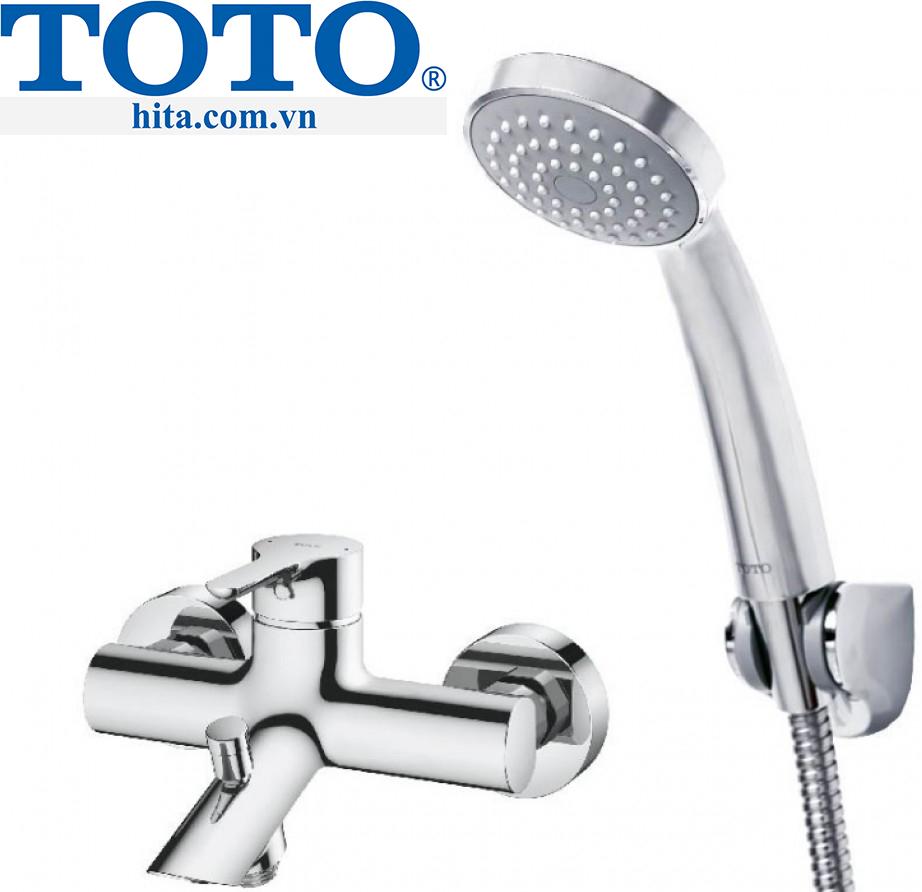 Bộ sen tắm Toto TBS01302V / TBW02017A