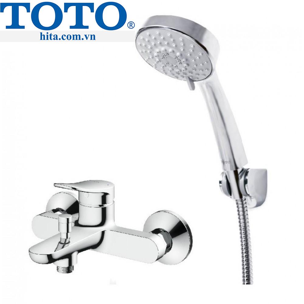 Bộ sen tắm Toto TBS04302V TBW03002B