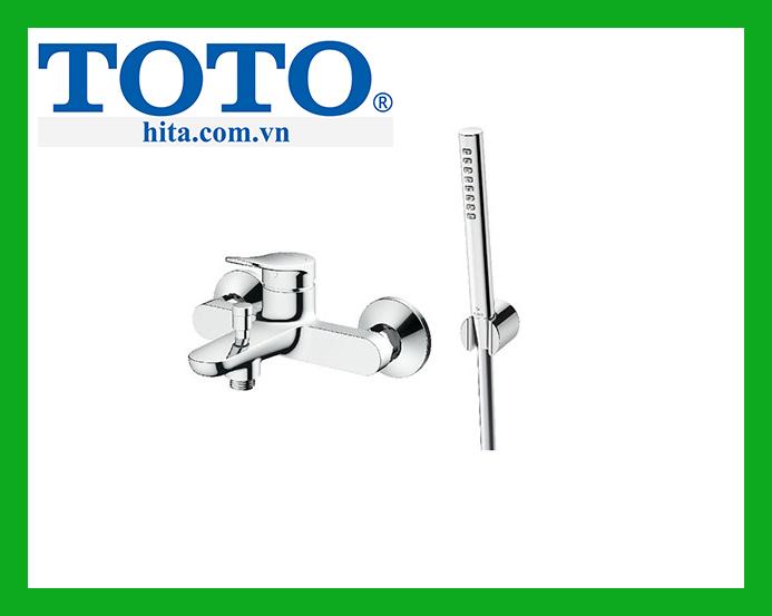 Bộ sen tắm nóng lạnh TOTOTBS04302V TBW02017A