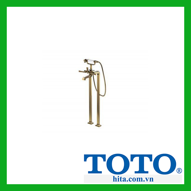 Bộ vòi đặt sàn Toto DM209CF#P
