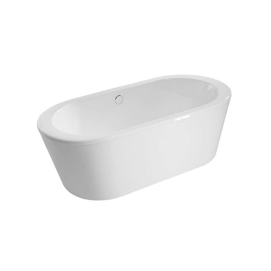 Bồn tắm đặt sàn Inax BF-1656 nhựa Arcylic kích thước 1600x560