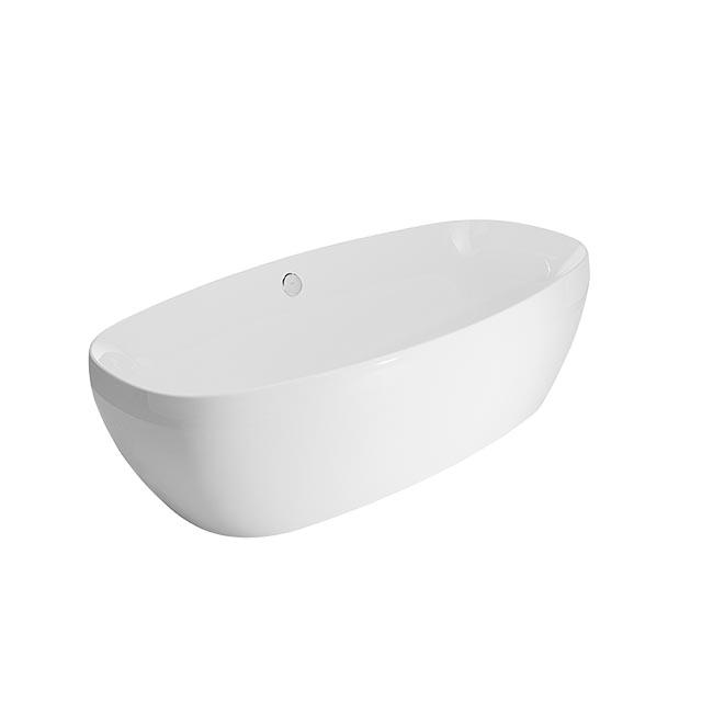 Bồn tắm đặt sàn Inax BFV-1858 lập thể
