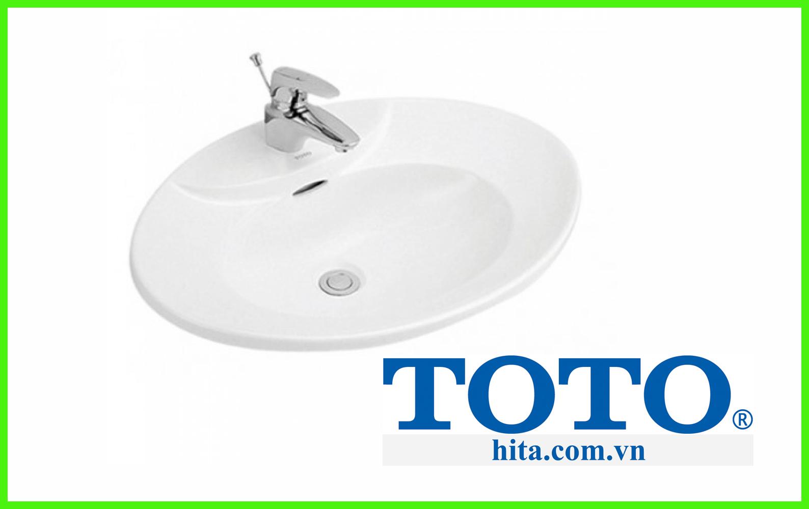 Chậu Rửa Dương Vành Toto L909C