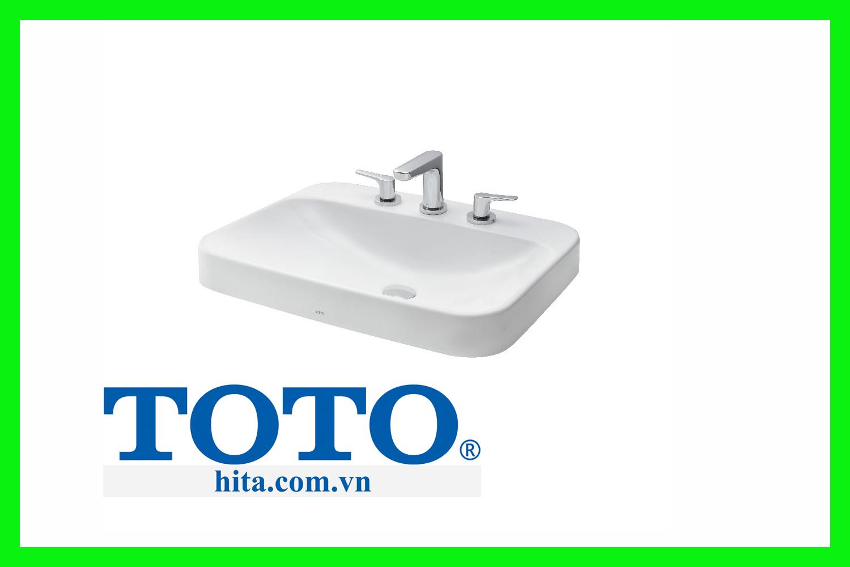 Chậu rửa đặt bàn Toto LT5615