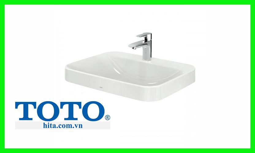 Chậu rửa đặt bàn Toto LT5615C