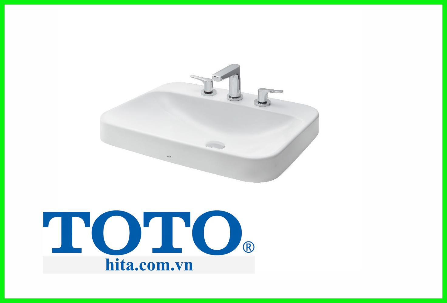 Chậu rửa đặt bàn Toto LT5616