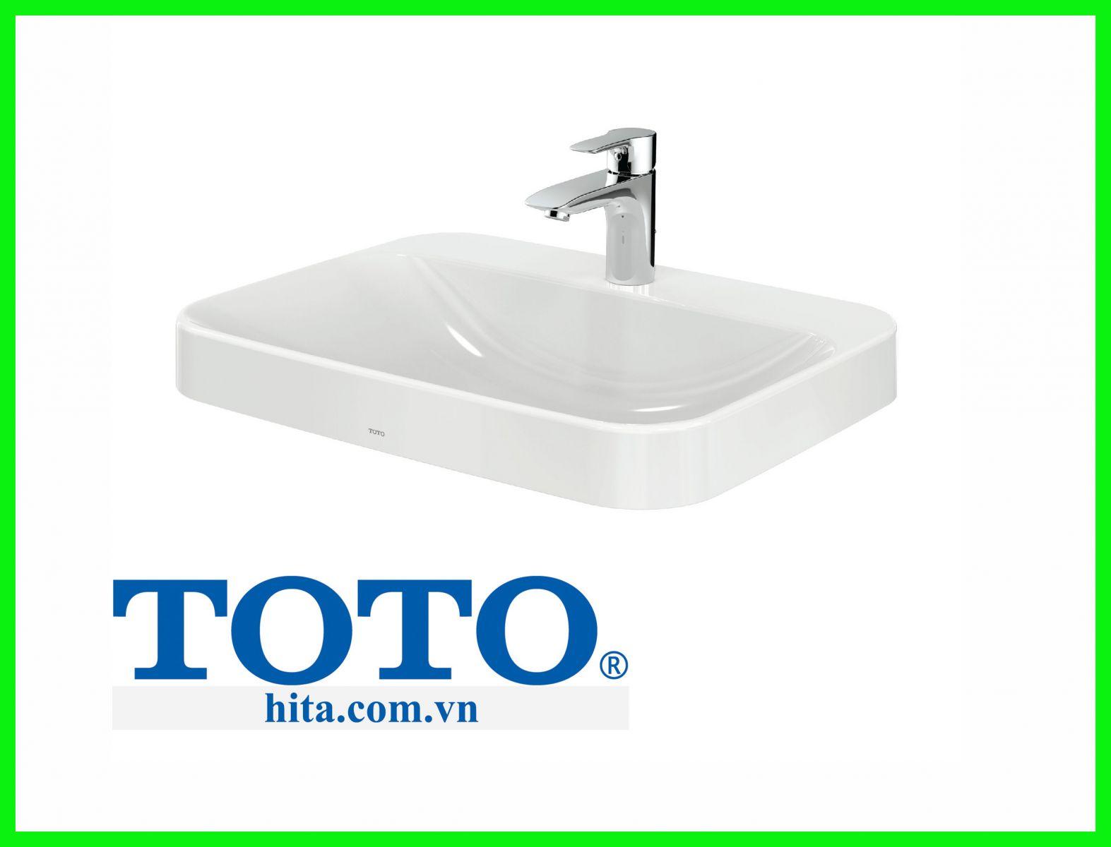 Chậu rửa đặt bàn Toto LT5616C