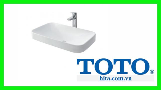 Chậu rửa đặt bàn Toto LT5716
