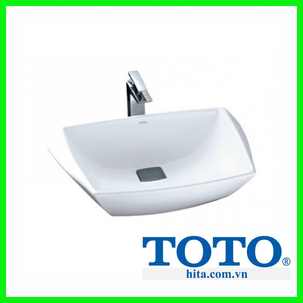 vòi rửa đặt bàn TOTO LT681