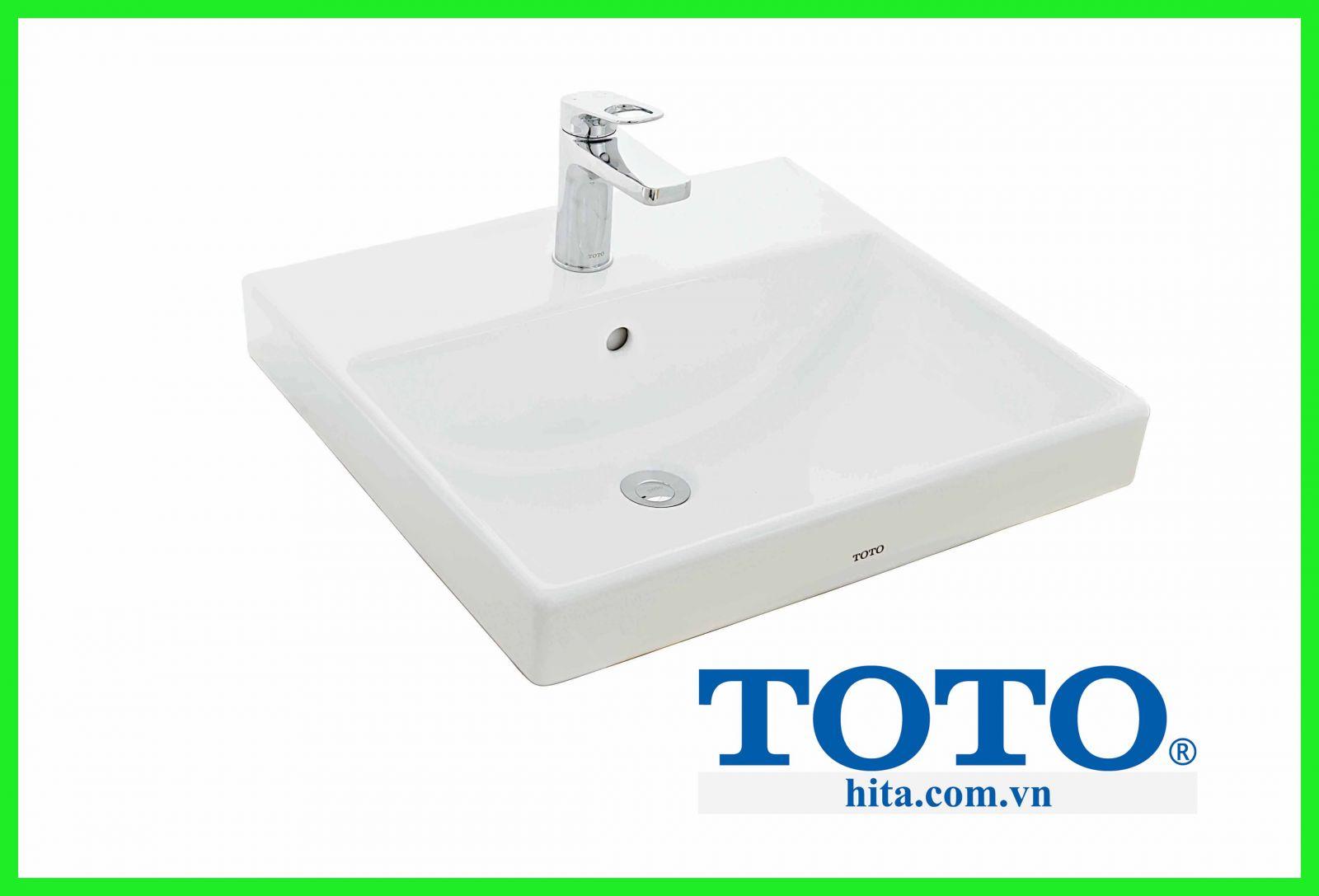 Chậu rửa đặt bàn Toto LT710CSR