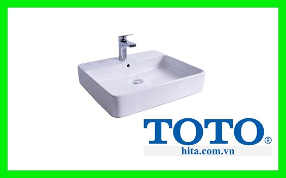 Chậu rửa đặt bàn Toto LT950C