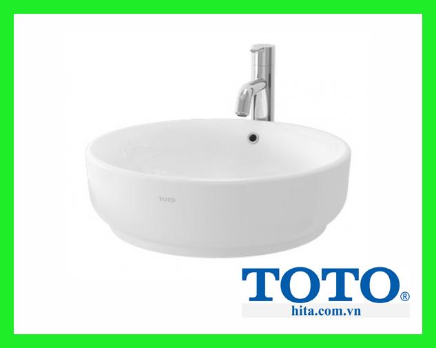 Chậu rửa đặt bàn Toto LW895JW/F
