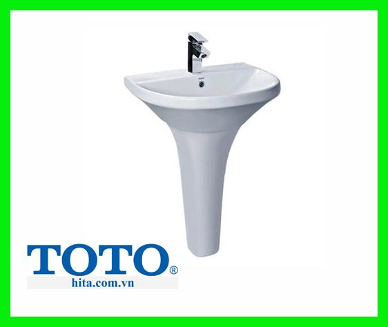 Chậu rửa chân dài Toto LPT947C