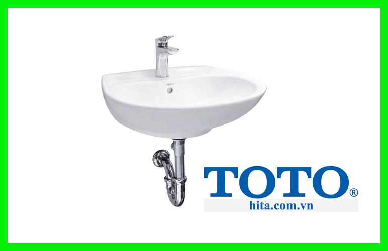 Chậu rửa treo tường Toto LT240CR