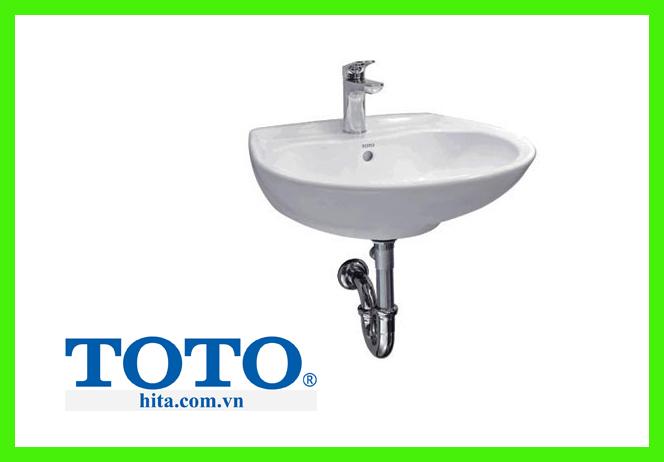 Chậu rửa treo tường Toto LT300C