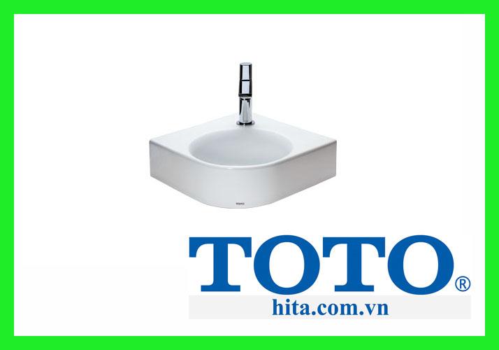 Chậu rửa treo tường Toto LW1233B