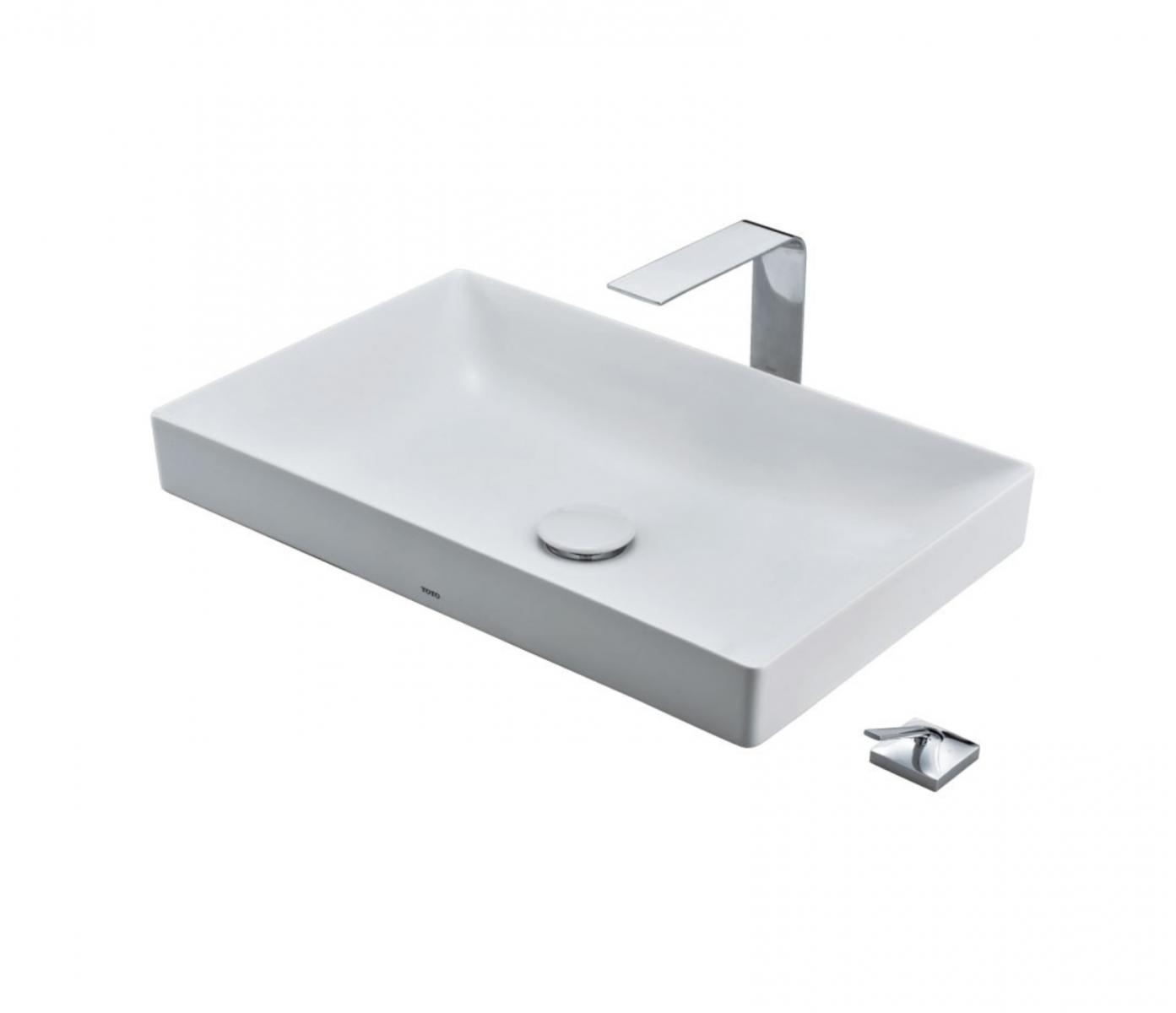Chậu rửa lavabo đặt bàn TOTO LT4716