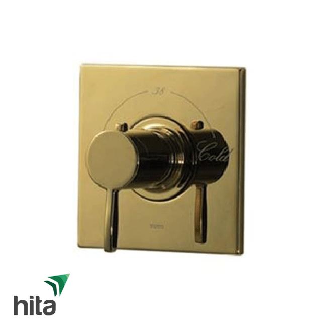 van điều chỉnh nhiệt độ TOTO DP411#PG/DV410 mạ vàng