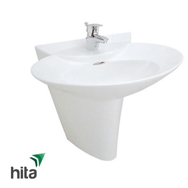 chậu rửa mặt lavabo TOTO LW908CKS/LW908HFKS