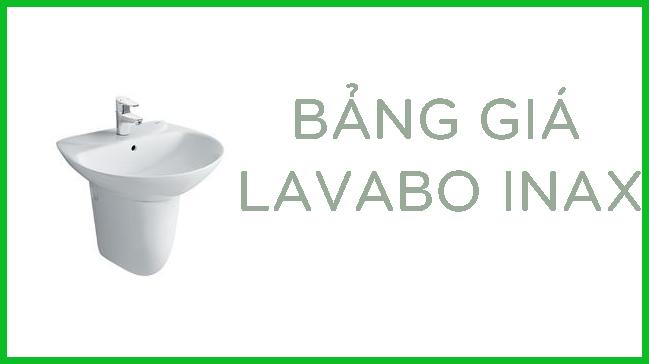 Lavabo inax 284